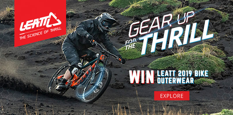 Win a Prize Pack from Leatt