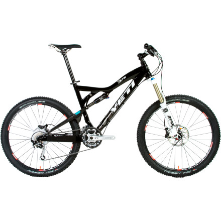 Yeti Cycles 575 All Mountain Full Suspension user reviews : 4.5 out ...
