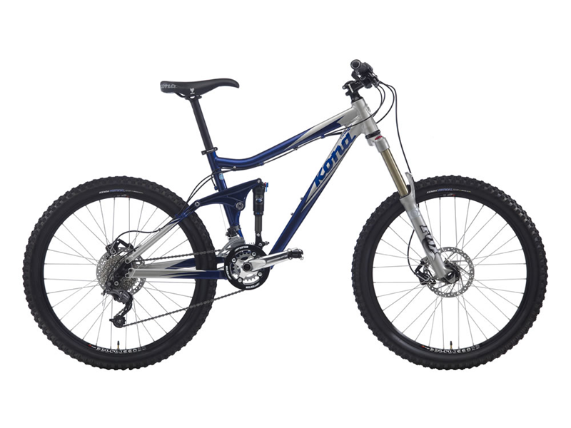 Kona Coilair Freeride Full Suspension user reviews : 4.2 out of 5 ...