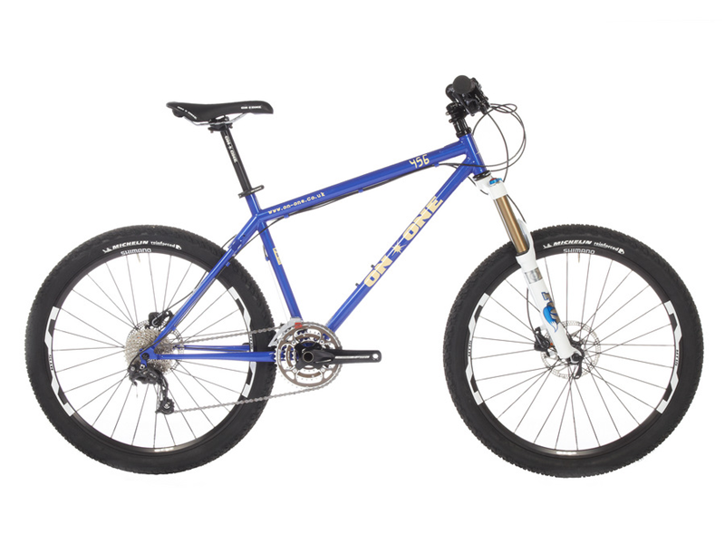 On One 456 Freeride Hardtail user reviews : 4.6 out of 5 - 27 ...