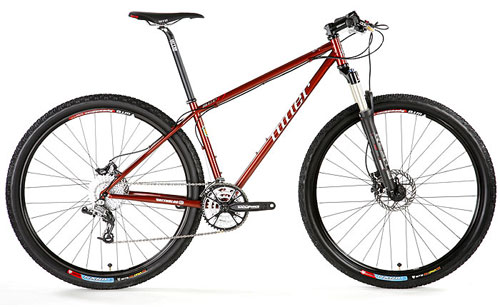 Niner Bikes M.C.R. 9 29er Hardtail user reviews : 4.6 out of 5 - 36 ...