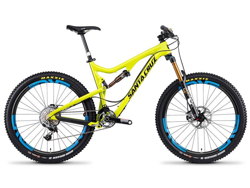 Santa Cruz Bronson Carbon 27.5 Full Suspension user reviews : 4.8 ...