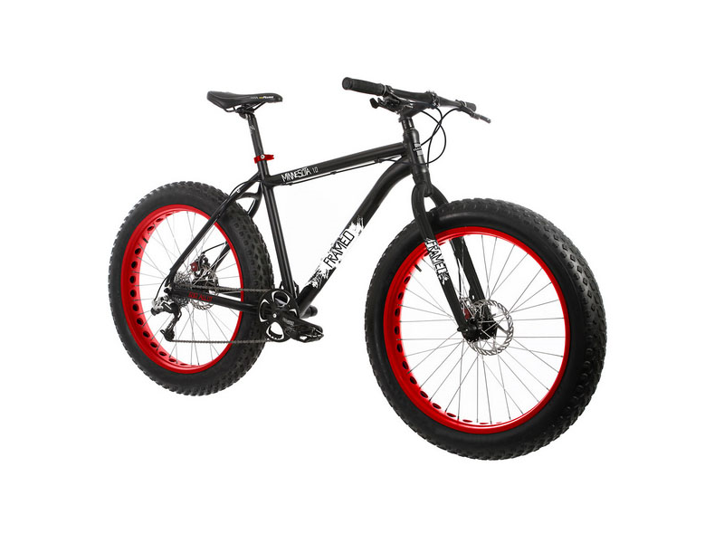 Framed Bikes Minnesota 1.0 Fat Bikes user reviews : 4 out of 5 - 1 ...