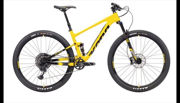 Mountain bike reviews, trails reviews, bike parts and components