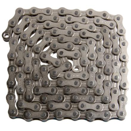 "SRAM PC1 Single Speed Track BMX Bike Chain 1//8/"" Silver Fixed Gear 114 Links"