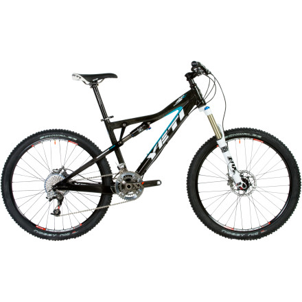 Yeti Cycles AS R 575 Pro All Mountain Full Suspension user reviews ...