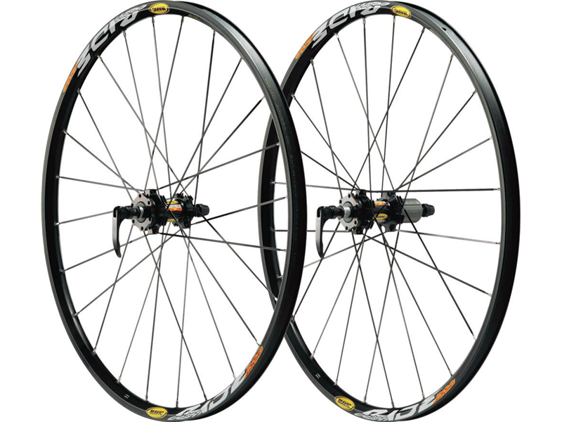 Mavic Crossride Disc Wheelset User Reviews 3 1 Out Of 5