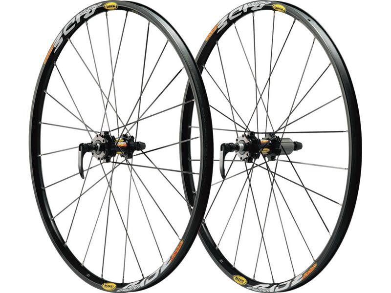 Mavic Crossride Disc Wheelset User Reviews 3 1 Out Of 5