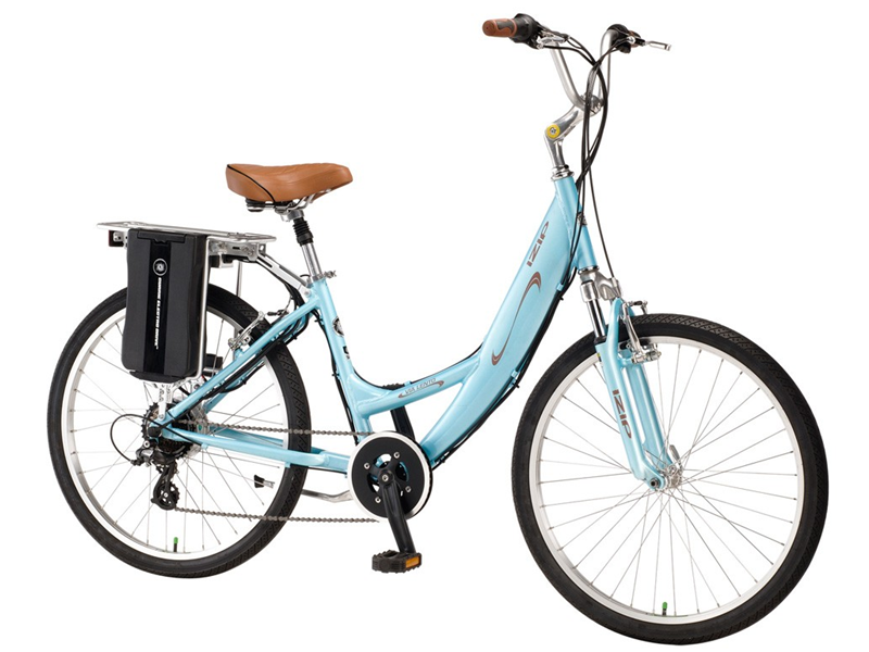 Currie IZIP Via Lento Electric Bike user reviews : 0 out of