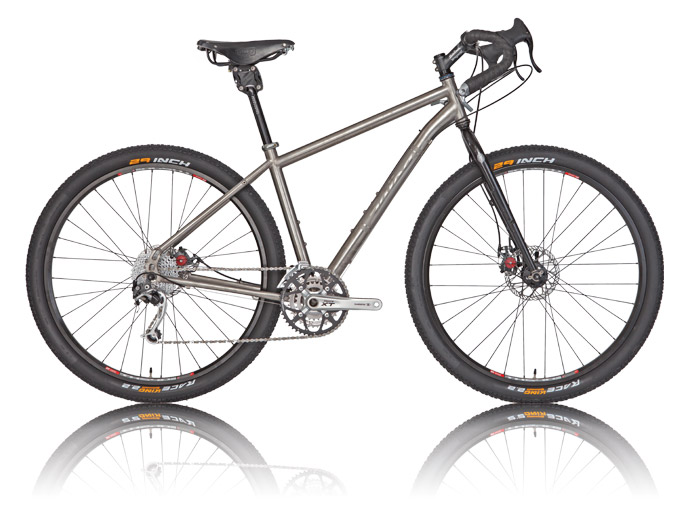 Salsa Cycles Fargo Ti 29er Hardtail user reviews : 5 out of