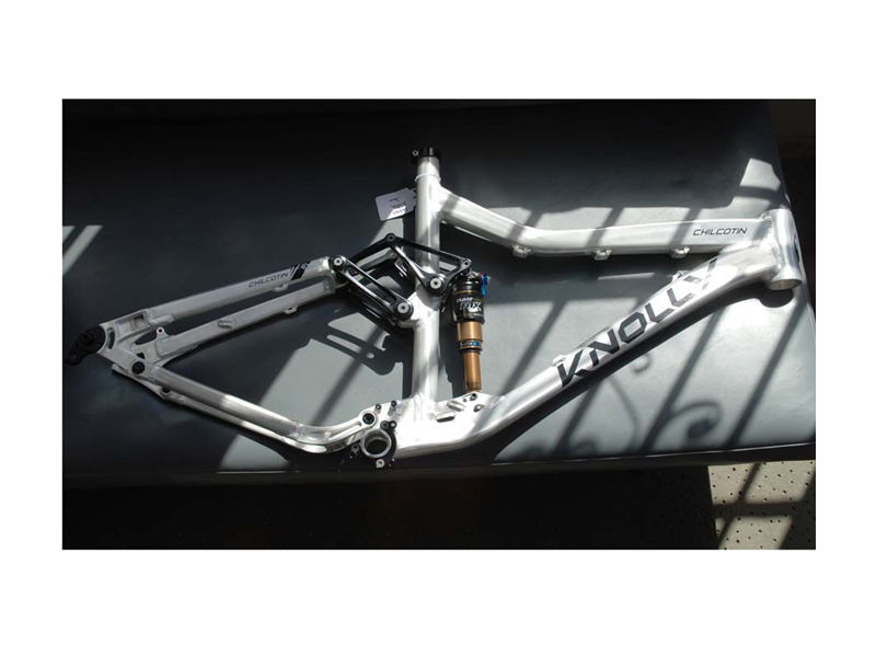 fcac92affb1 Knolly Chilcotin All Mountain Full Suspension user reviews : 4.9 out ...