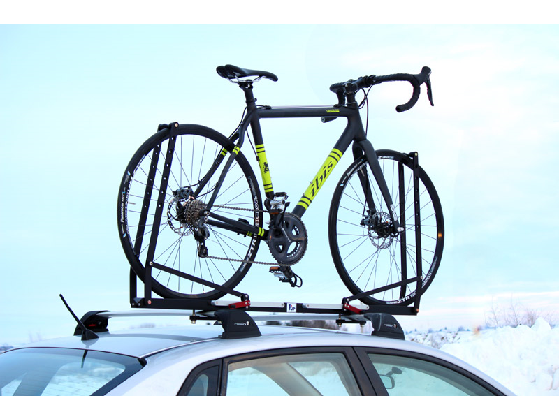 1upUSA Aluminum Roof Rack Bike Rack user reviews : 4.7 out of 5 ...