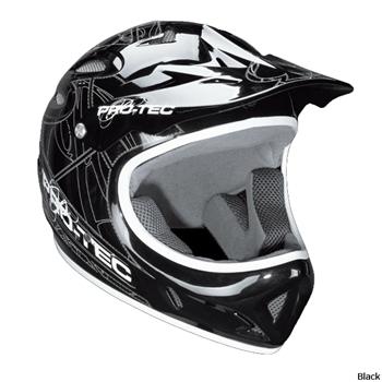 Pro Tec Shovelhead 2 Full Face Helmet user reviews : 4 out