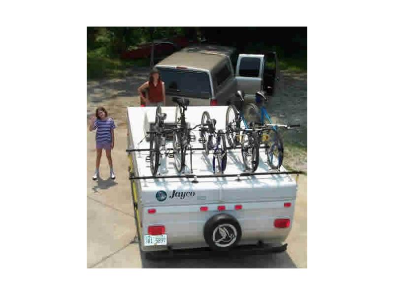Renniks Pop up Camper Bike Rack user reviews : 0 out of 5
