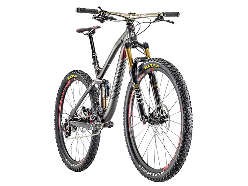 Canyon Spectral AL 29er Full Suspension user reviews : 5 out