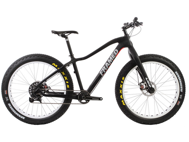 Framed Bikes Alaskan Carbon Fat 5 Reviews
