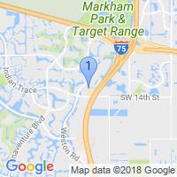 Map Of Sunrise Florida.Mountain Bike Trails And Reviews In Sunrise Florida Mtbr Com