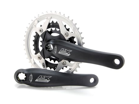 Shimano LX M572 Crankset user reviews : 0 out of 5 - 0