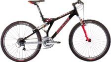 Specialized 1999 Stumpjumper FSR XC Pro Full Suspension Bike