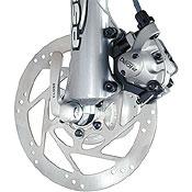 Shimano BR-M495 Mountain Bike Mechanical Disc Brake Front Rear Set