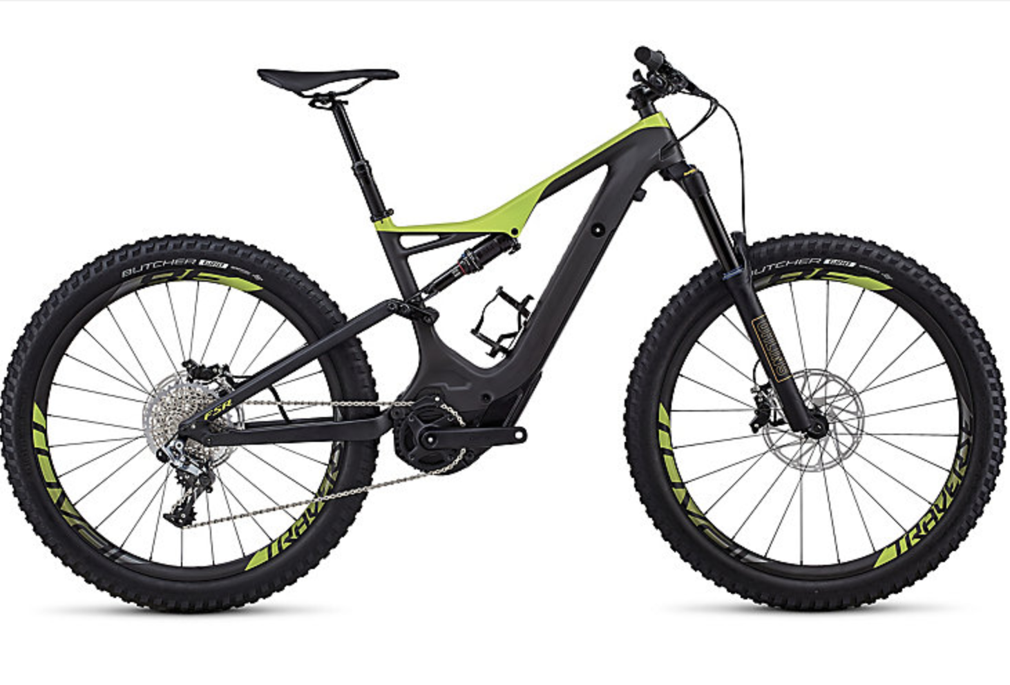 specialized s works turbo levo fsr 6fattie  29 electric
